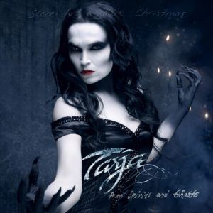 Tarja - From Spirit And Ghosts (CD Cover Artwork)