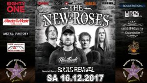 The New Roses - Hall of Fame Wetzikon 2017