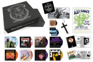 Black Sabbath - Deluxe Box Set - The Ten Year War