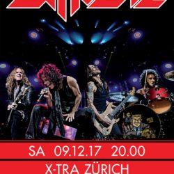 Extreme - X-Tra Zürich 2017
