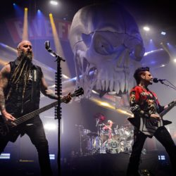 Five Finger Death Punch - Hallenstadion - Zürich - Foto Vedi