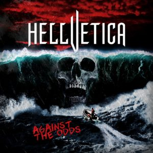 Hellvetica – Against The Odds (CD Cover Artwork)