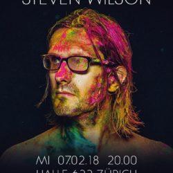 Steven Wilson - Halle 622 Zürich 2018