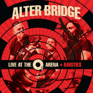 Alter Bridge – Live at the O2 + Rarities (CD Cover Artwork)