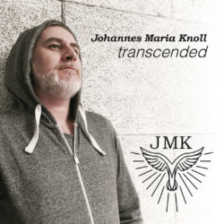 Johannes Maria Knoll - Transcended (CD Cover Artwork)