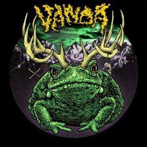 Lake Vanda - Musta Riimu (CD Cover Artwork)