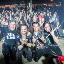 Metalinside.ch - Black Diamonds - Ice Rock Festival 2018 - Foto Kaufi