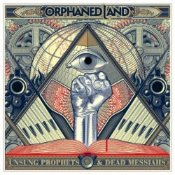 Orphaned Land – Of Unsung Prophets & Dead Messiahs (CD Cover Artwork)