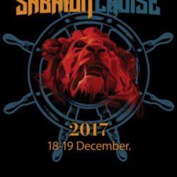 Sabaton Cruise 2017