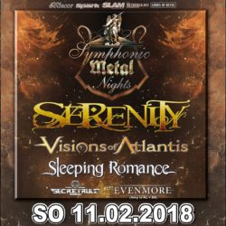 Symphonic Metal Night 2018 - Hall of Fame Wetzikon