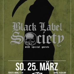Black Label Society - Z7 Pratteln 2018