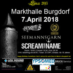 Castle Rock Burgdorf 2018