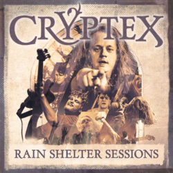 Cryptex - Rain Shelter Sessions, PT 1-3 (CD Cover Artwork)