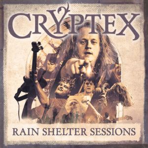 Cryptex - Rain Shelter Sessions, PT 1-3 (CD Cover Artwork)