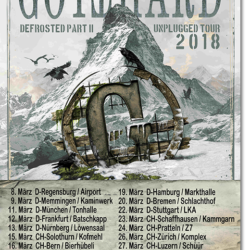 Gotthard - Defrosted Tour 2018
