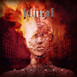 Khiral - Chained (CD Cover Artwork)