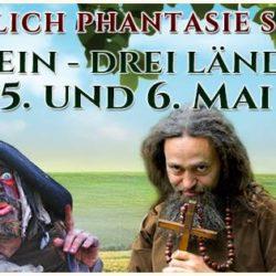Mittelalterlich Phantasie Spectaculum Weil am Rhein - Mai 2018
