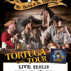 Mr. Hurley & Die Pulveraffen - Dynamo Zürich 2018