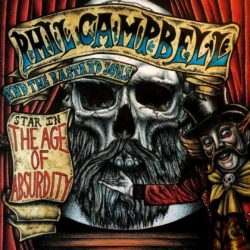 Phil Campbell And The Bastard Sons - The Age Of Absurdity (CD Cover Artwork)