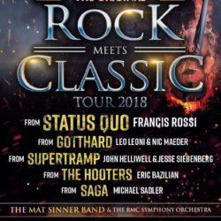 Rock Meets Classic 2018