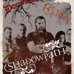 Shadowpath - Met-Bar 2018 (Flyer)