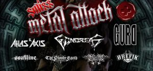 Swiss Metal Attack 2018 - Z7 Pratteln