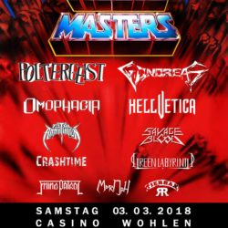 Swiss Metal Masters 2018
