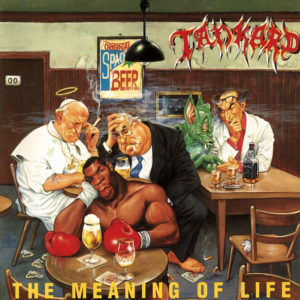 Tankard - The Meaning Of Life (CD Cover Artwork)