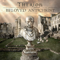 Therion - Beloved Antichrist (CD Cover Artwork)