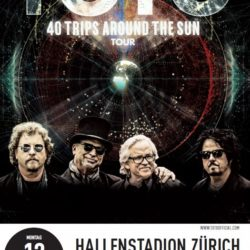 Toto - Hallenstadion 2018