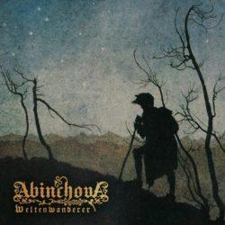 Abinchova – Weltenwanderer (CD Cover Artwork)
