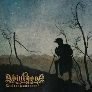 Abinchova – Weltenwanderer (CD Cover Artwork)