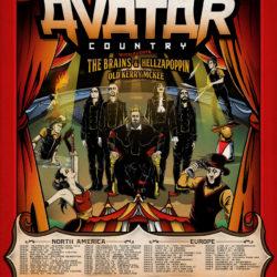 Avatar - Tour 2018