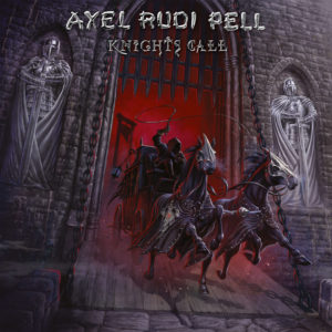 Axel Rudi Pell - Knights Call (CD Cover Artwork)