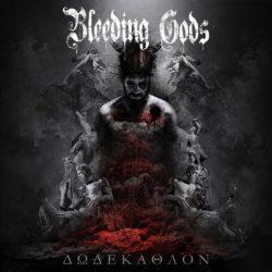 Bleeding Gods – Dodekathlon (CD Cover Artwork)