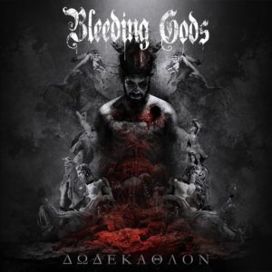 Bleeding Gods – Dodekathlon (CD Cover Artwork)