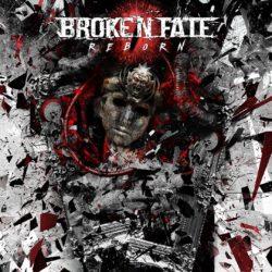 Broken Fate - Reborn (CD Cover Artwork)