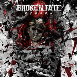 Broken Fate - Reborn (CD Cover Artwork)