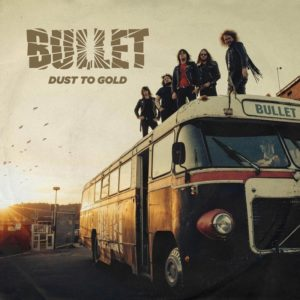 Bullet - Dust to Gold (CD Cover Artwork)