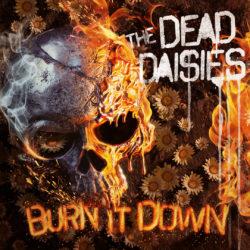 Dead Daisies - Burn It Down (CD Cover Artwork)