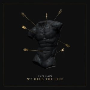 Expellow – We Held The Line (CD Cover Artwork)