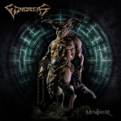 Gonoreas - Minotaur (CD Cover Artwork)