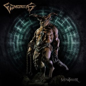 Gonoreas - Minotaur (CD Cover Artwork)