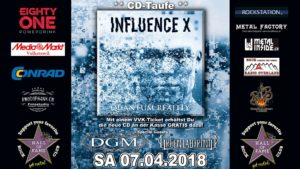 Influence X - Hall of Fame 2018