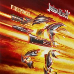 Judas Priest - Firepower (CD Cover Artwork)