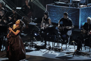 Metalinside.ch - Evanescence - Samsung Hall Dübendorf 2018 - Foto pam