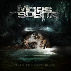 Mors Subita - Into The Pitch Black (CD Cover Artwork)
