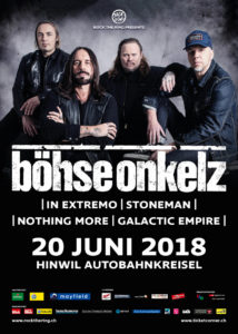 Rock The Ring 2018 - Böhse Onkelz