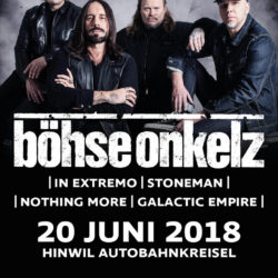 Rock The Ring 2018 - Böhse Onkelz