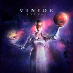 Vinide - Reveal (CD Cover Artwork)